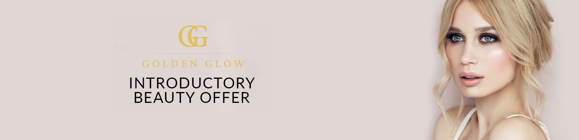Introductory Beauty Offer at Golden Glow Aesthetics Clinic in Alton, Hampshire