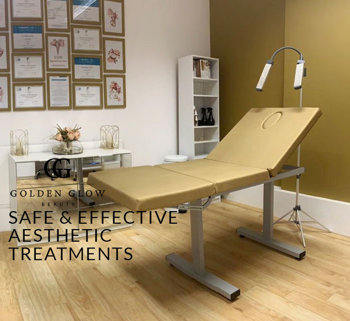 Safe Effective Aesthetic Treatments at top beauty clinic in Alton